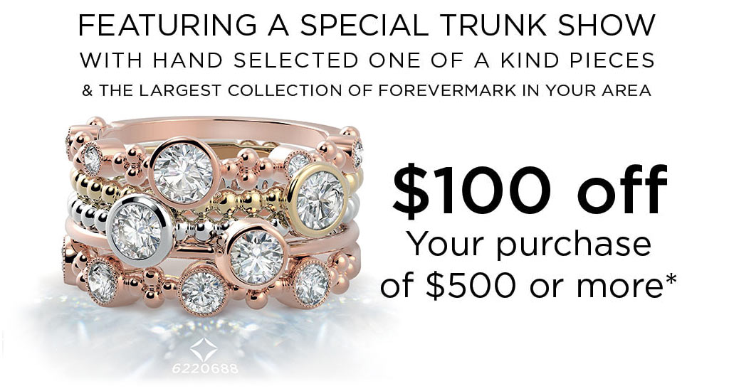 $100 Off Your Purchase of $500