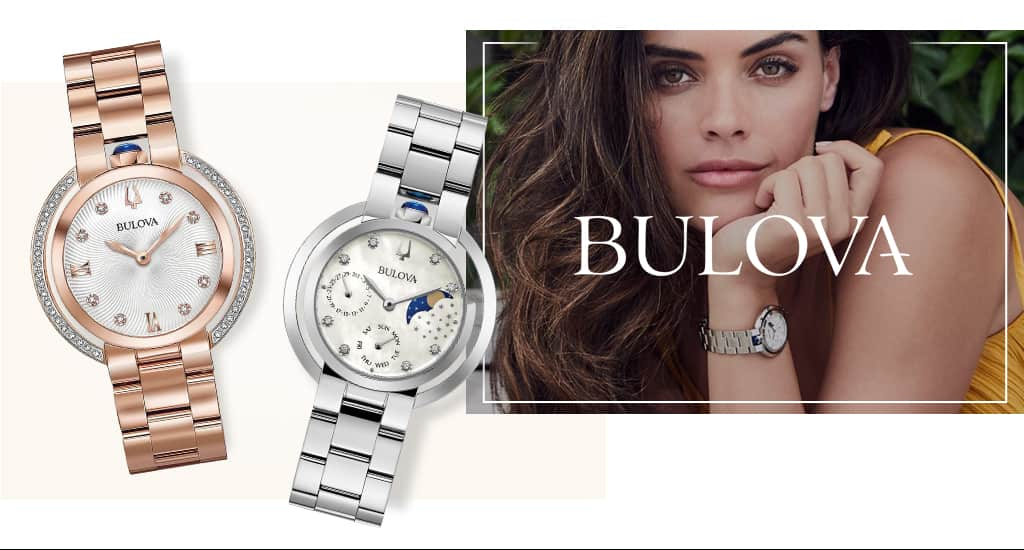 Bulova Ladies' Collection