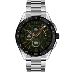Men's TAG Heuer Modular Connected 3.0 Smartwatch SBG8A10.BA0646