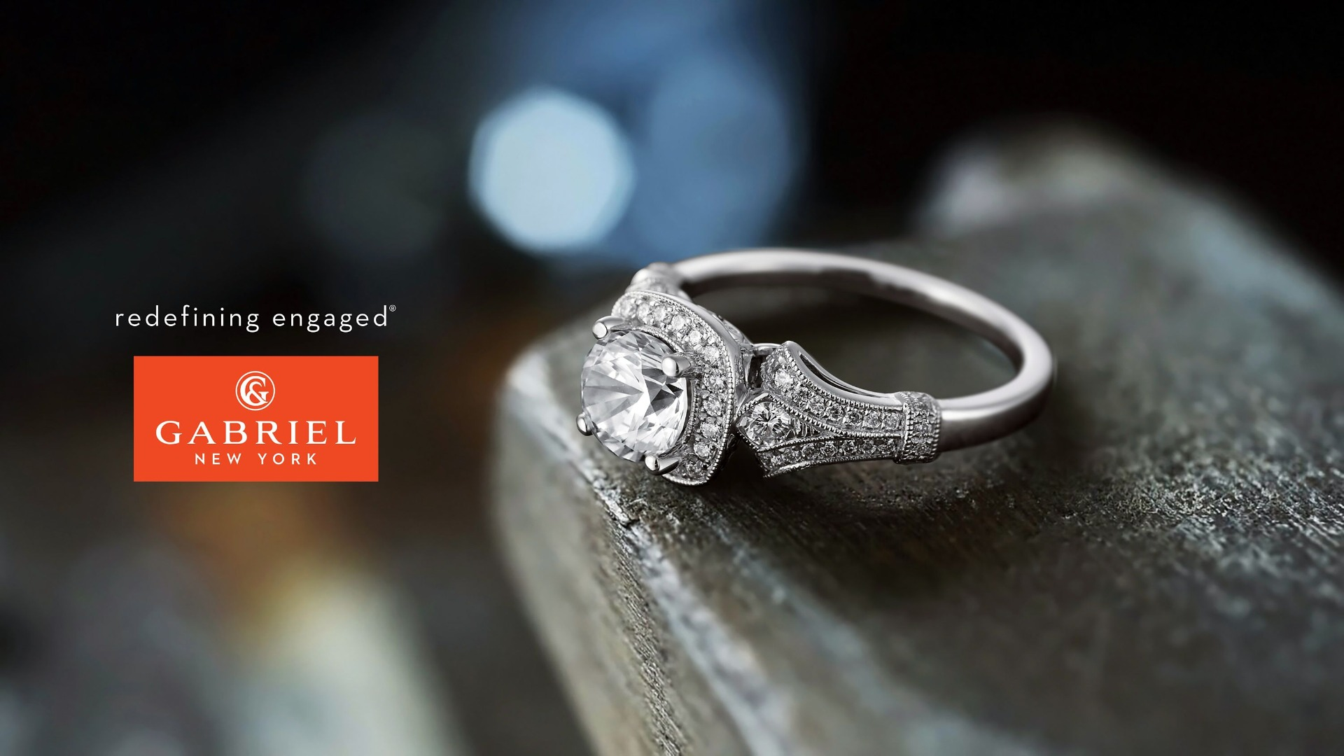 Gabriel & Co. Engagement Rings | REEDS Jewelers