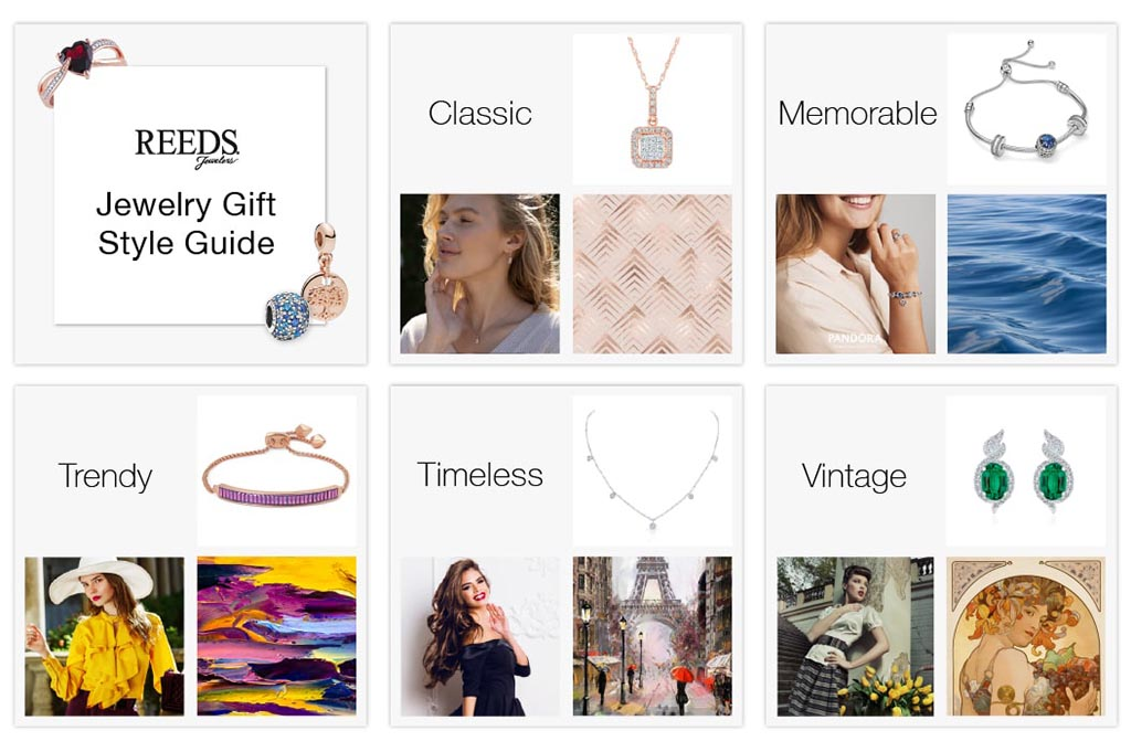 Jewelry Gift Style Guide