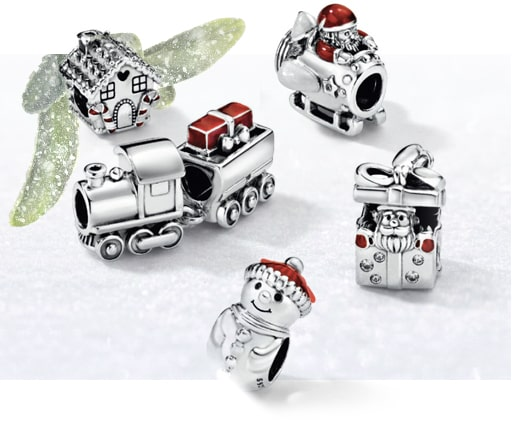 Pandora Holiday Collections