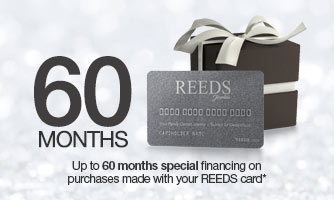 Reeds Credit Card Up To 60 Months Financing