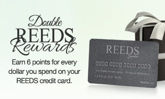 Earn double points on your REEDS Rewards, 7/19/18 - 7/23/18.