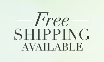 FREE Shipping available on orders of $30 and more.