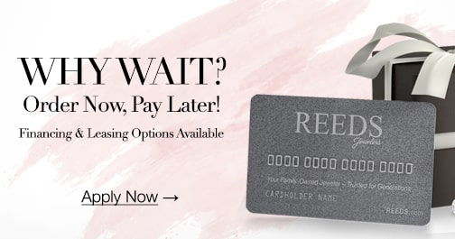 Why wait? Order now, pay later! Financing and leasing options available. Apply Now.