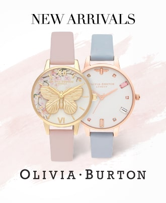 New Arrivals: Olivia Burton Watches