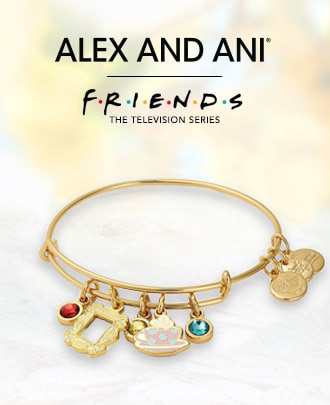 Alex and Ani. FRIENDS, the television series. Shop the new collection now! Image features Alex and Ani FRIENDS Frame and Coffee Mug Cluster Charm Bangle Bracelet - Shiny Gold Finish, item 20002077.