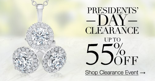 Presidents' Day Clearance Up to 55% off. Shop Clearance event.