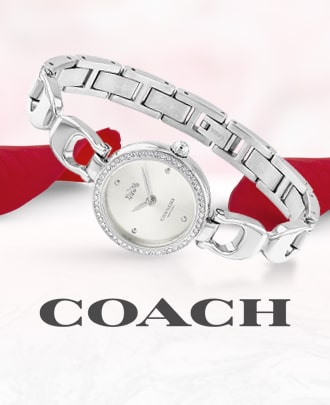 COACH watches.