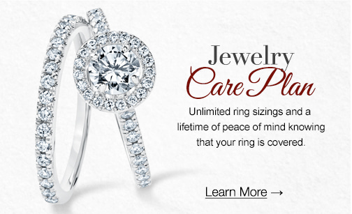 Jewelry Service Plan. Unlimited ring resizings and a lifetime of peace of mind knowing that your ring is covered. Shop now.