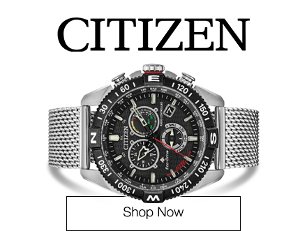 Men's Citizen Eco-Drive Promaster Navihawk Mesh Bracelet Watch CB5840-59E, item 20004115. Shop Citizen Eco-Drive now!