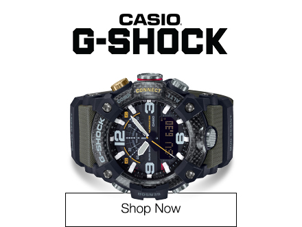 Image features Men's Casio G-Shock Master of G Mudmaster Carbon Core Guard Quad Sensor Connected Olive Resin Watch GGB100-1A3, item 19976471. Shop Casio G-Shock Now.