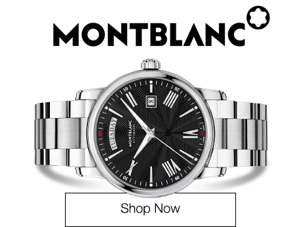 Image features Men's Montblanc 4810 Day Date Stainless Steel Watch 115937, item 19997675. Shop Montblanc Now.