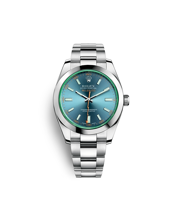 Shop Rolex MILGAUSS Watches