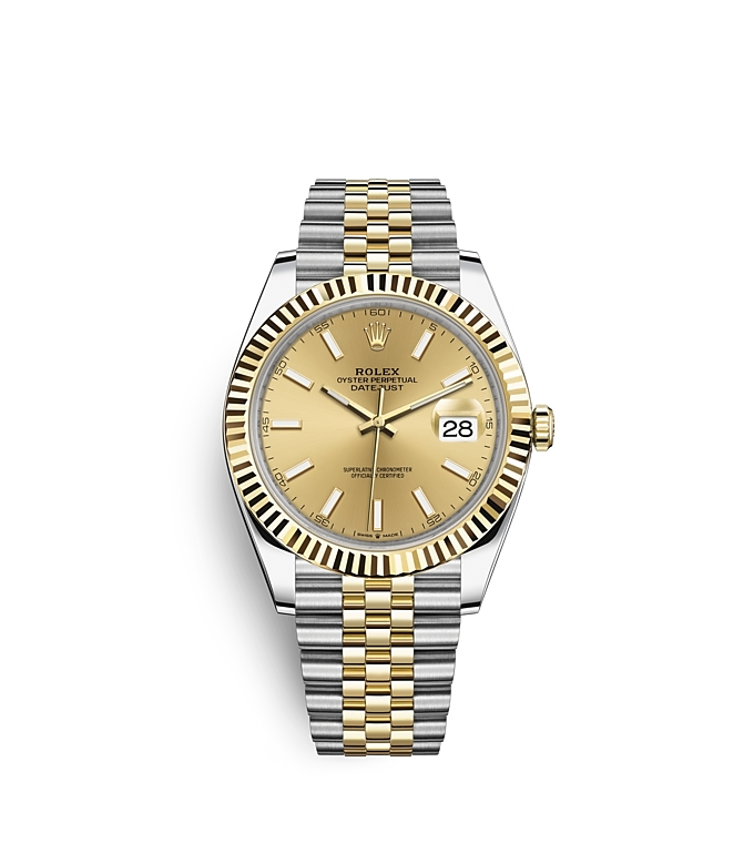 Shop Rolex DATEJUST Watches