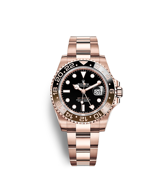 Shop Rolex GMT-MASTER II Watches