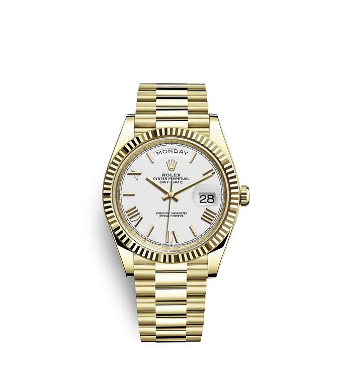 Shop Rolex DAY-DATE Watches