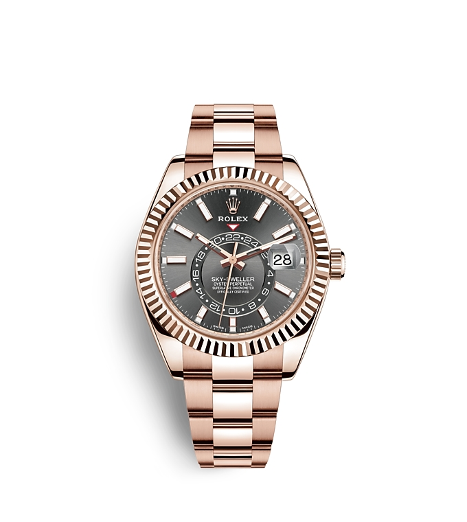 Shop Rolex SKY-DWELLER Watches