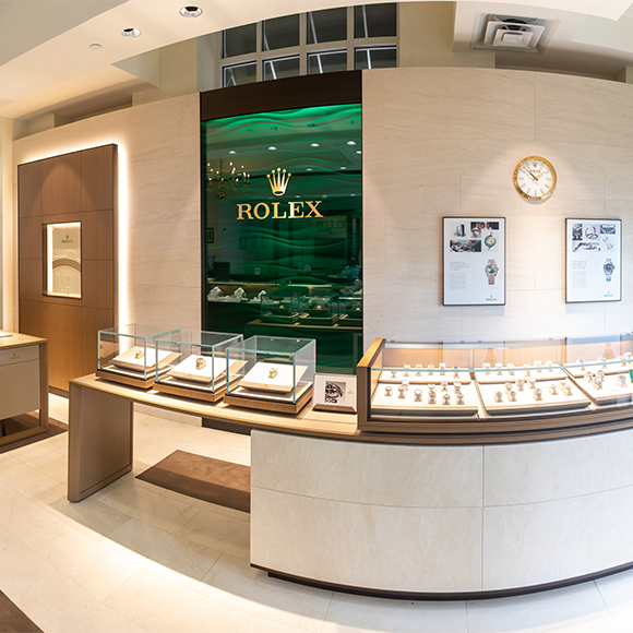 REEDS Jewelers Rolex Store - Mount Pleasant Towne Centre - Mount Pleasant SC