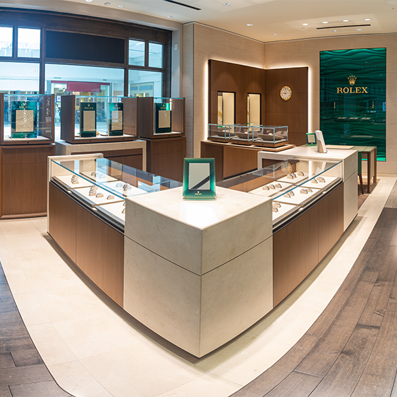 REEDS Jewelers Rolex Store - Lynnhaven Mall - Virginia Beach, VA