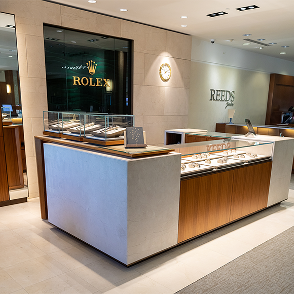 REEDS Jewelers Rolex Store - Mayfaire Town Center - Wilmington NC